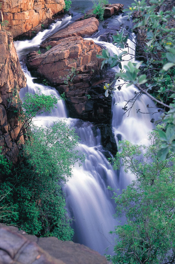 Crystal Falls Courtesy Of Nttc Northern Territory Tourism