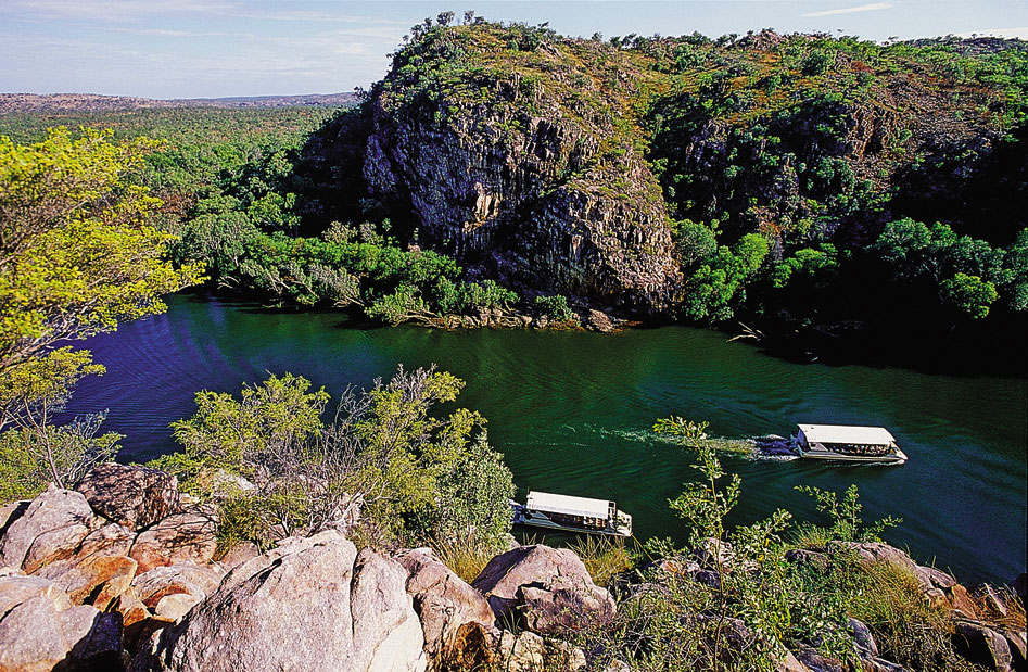 How To Get To Katherine Gorge In Nitmiluk National Park